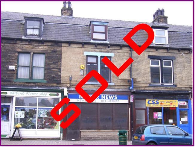 1242 Leeds Road Retail Shop – SOLD