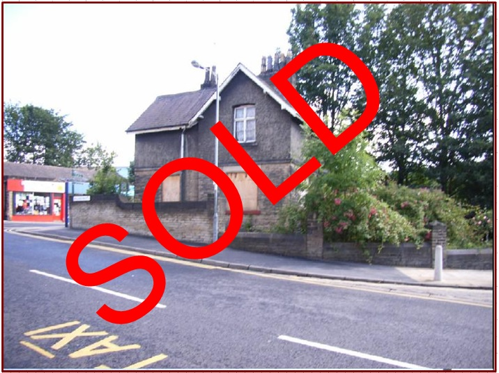 Stations Master's House Bingley SOLD