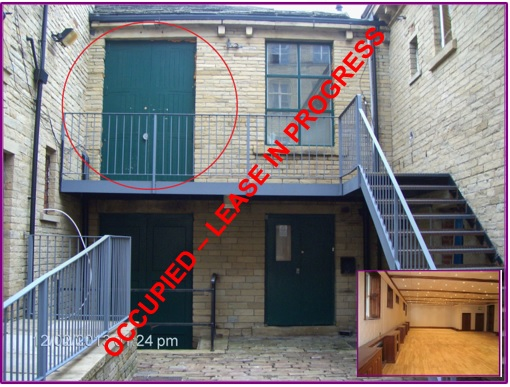 Unit 20G Self Contained Office Thornton Road, Bradford, BD8 8LQ OCCUPIED