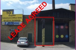 Unit 21 A Only Lease Agreed