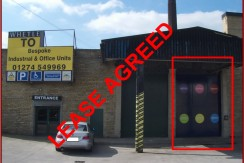 Unit 21 B Only Lease Agreed